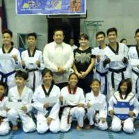 PULONG DUTERTE 2014 MINDANAO TAEKWONDO Tournament