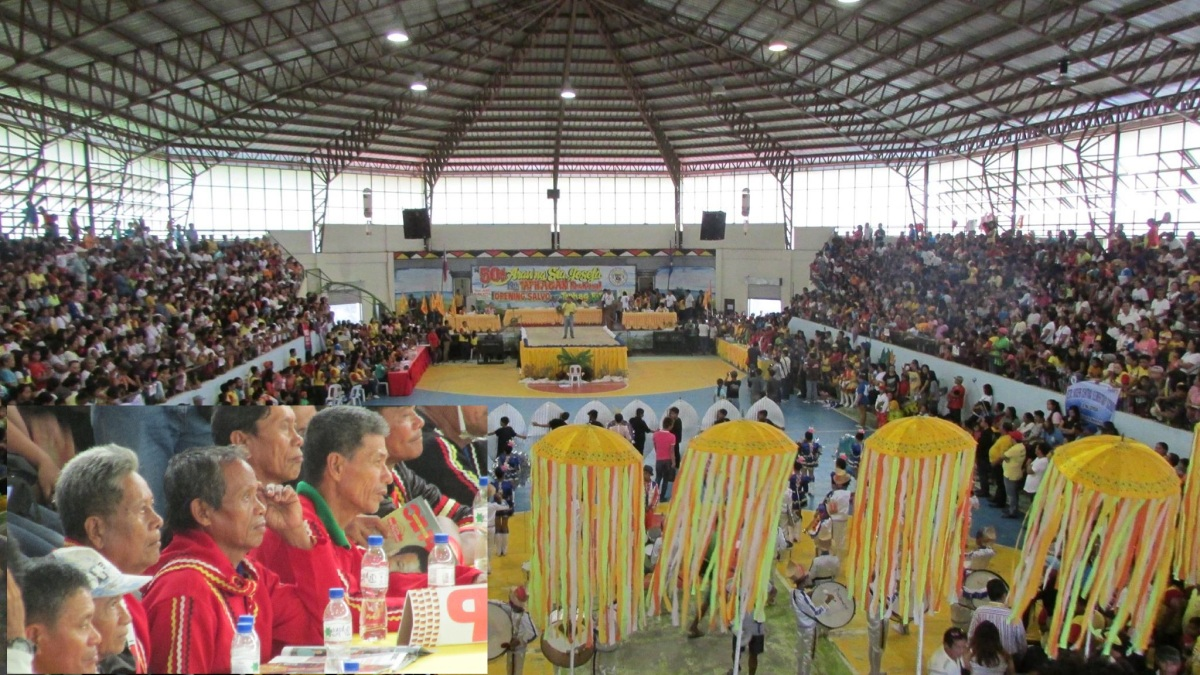 LISTENING TOUR - Sta. Josefa, Agusan del Sur says no to Duterte as vice president in 2016