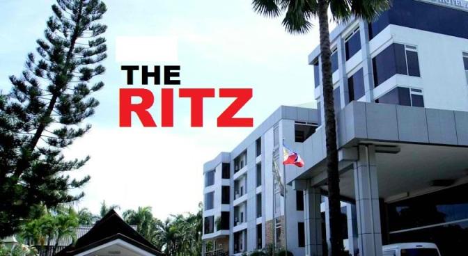 he Ritz Hotel at Garden Oases